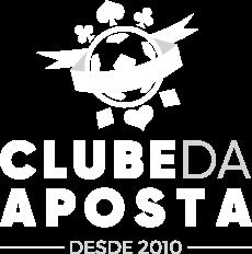 Assinatura visual do Clube da Aposta